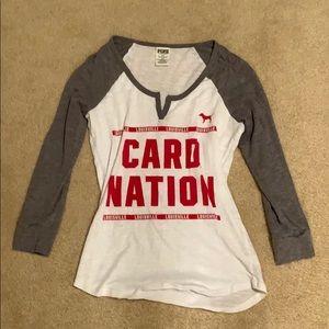VS PINK University of Louisville Shirt